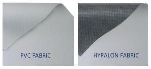 PVC eller Hypalon